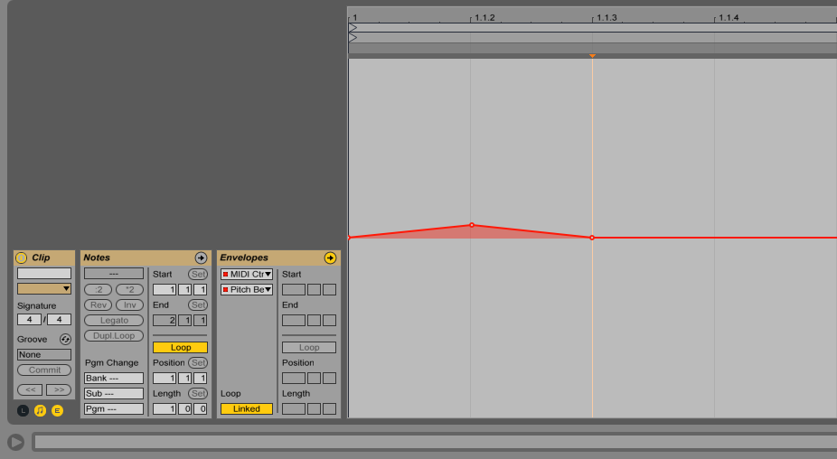 RE: How to fix pitch problem in Ableton Live?
